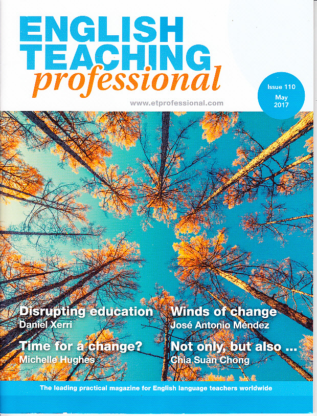 English Teaching Professional May 2017
