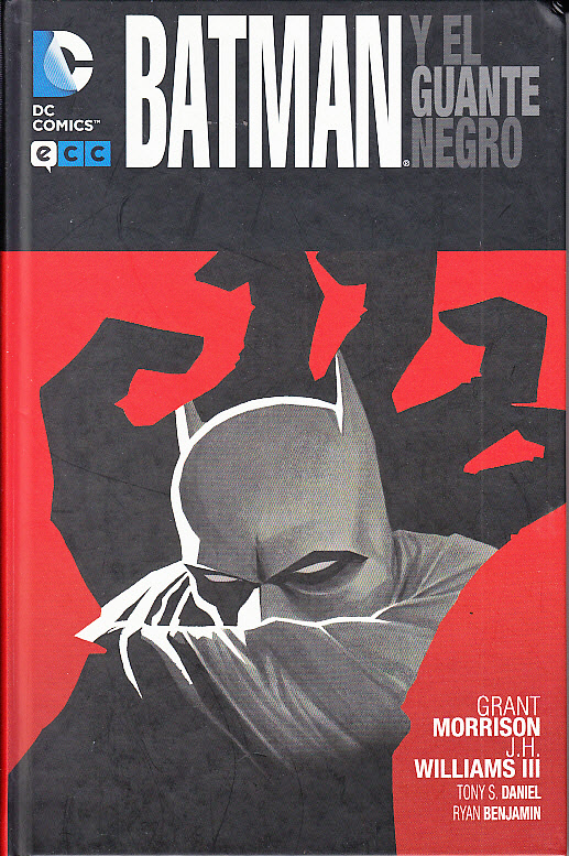 Grant Morrison JH Williams Batman y el guante negro